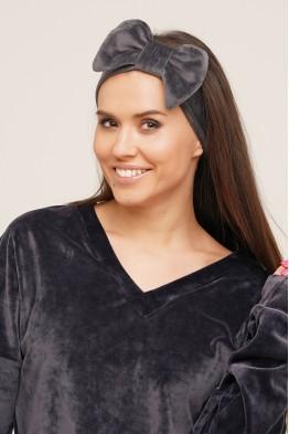 Модель - 07: Повязка  для волос  БАНТ